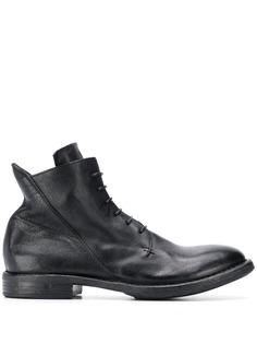 Moma ботинки на шнуровке