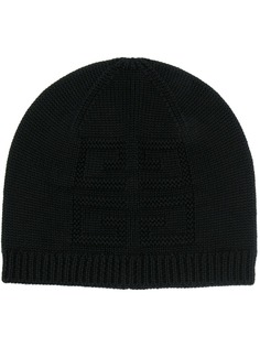 Givenchy шапка бини в рубчик