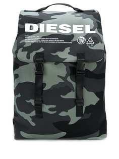 Diesel рюкзак с камуфляжным принтом