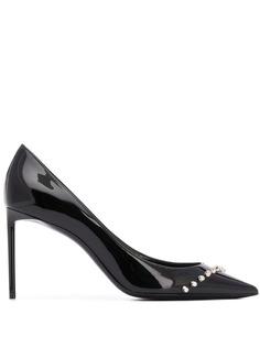 Saint Laurent классические туфли-лодочки Zoe