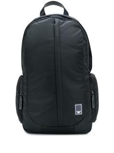 Emporio Armani рюкзак с нашивкой-логотипом
