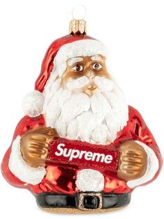 Supreme елочное украшение Santa