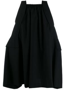 Comme Des Garçons full skirt