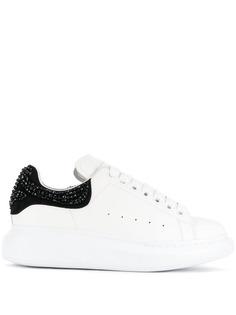 Alexander McQueen декорированные кроссовки