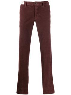 Incotex вельветовые брюки