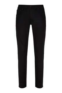 Черные классические джинсы Prada