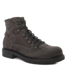 Ботинки NERO GIARDINI A901361U темно-серый