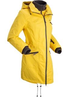 Куртка дизайна 2 в 1 с капюшоном Bonprix