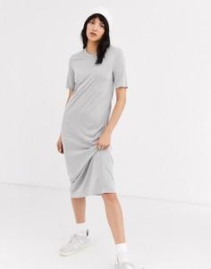 Платье-футболка Weekday Beyond