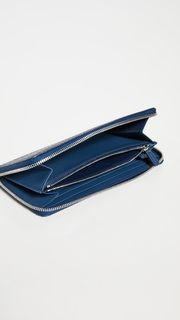 MCM Visetos Original Large Wallet