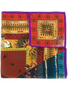 Etro платок с принтом