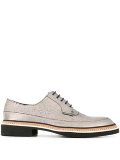 McQ Alexander McQueen туфли на шнуровке