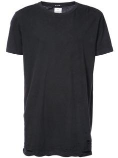 Ksubi классическая футболка с короткими рукавами