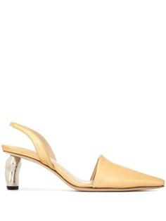 Rejina Pyo туфли-лодочки с заостренным носком и ремешком на пятке
