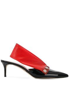 Christopher Kane туфли-лодочки с ремешком на пятке