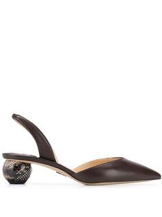Paul Andrew туфли-лодочки на каблуке