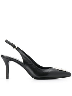 Philipp Plein туфли-лодочки Decollette