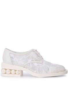 Nicholas Kirkwood классические туфли с отделкой