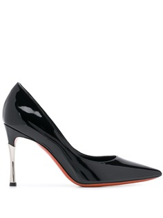 Baldinini лакированные туфли-лодочки