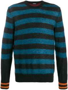 Diesel пуловер в полоску