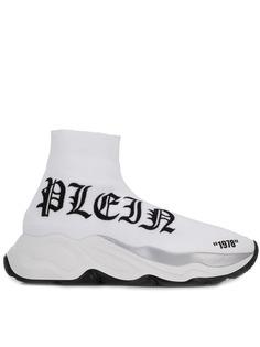 Philipp Plein кроссовки-носки