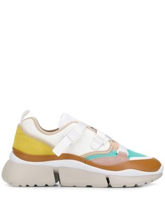 Chloé кроссовки Sonnie