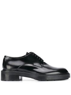 Mm6 Maison Margiela туфли на шнуровке