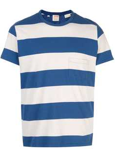 Levis Vintage Clothing полосатая футболка с короткими рукавами