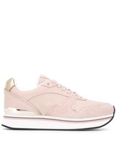 Emporio Armani кроссовки на шнуровке