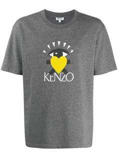 Kenzo футболка Cupid с логотипом