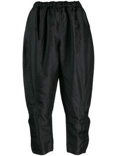 Comme Des Garçons укороченные зауженные брюки