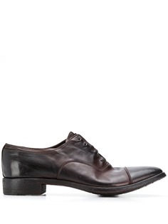 Premiata Top Secret Oxford shoes