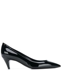 Saint Laurent туфли-лодочки Charlotte