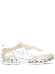 Alexander Wang marbled effect sneakers