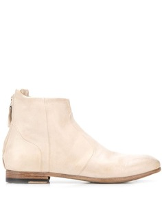 Silvano Sassetti ботинки на низком каблуке