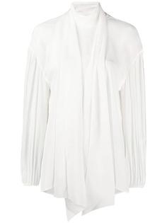 Chloé крепдешиновая блузка