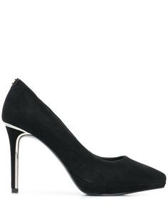 DKNY туфли-лодочки на высоком каблуке