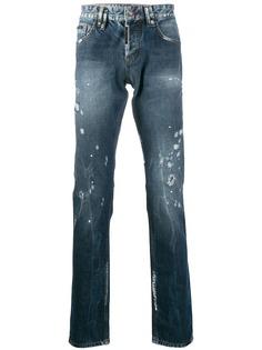 Philipp Plein джинсы прямого кроя