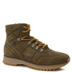 Ботинки TAMARIS 1-1-25256-33 зеленый