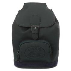 Рюкзак LACOSTE NF2630WM темно-зеленый