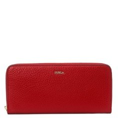 Кошелёк FURLA BABYLON XL ZIP AROUND SLIM бордовый