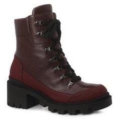 Ботинки GIOVANNI FABIANI G346/1 бордовый