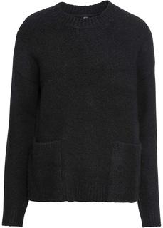 Пуловер с карманами Bonprix