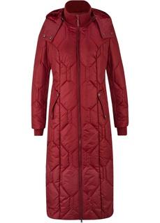 Пальто стеганое, длинный покрой Bonprix