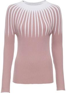 Пуловер в полоску Bonprix
