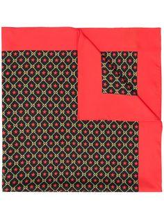 Gucci платок с узором