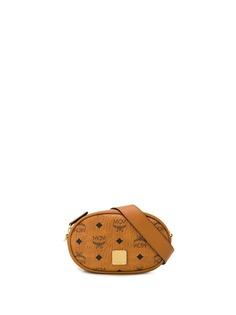 MCM поясная сумка с монограммой