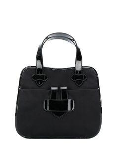 Tila March средняя сумка Zelig с контрастной отделкой
