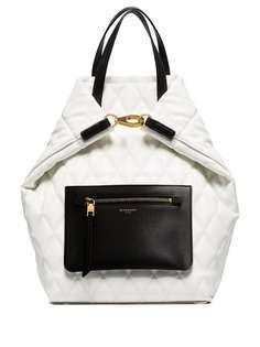 Givenchy стеганый рюкзак с карманом