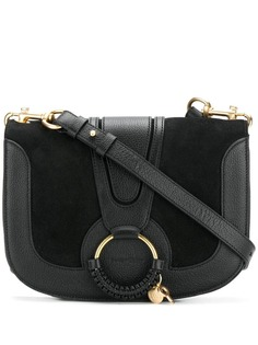 See By Chloé средняя сумка через плечо Hana